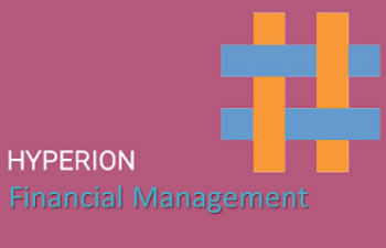 Hyperion  Financial Management Training