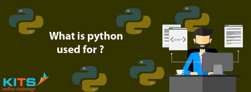 What is Python used for? | KITS Online Trainings