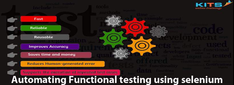 Automating Functional Testing using Selenium | KITS Online Trainings