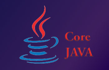 Core JAVA Online Training