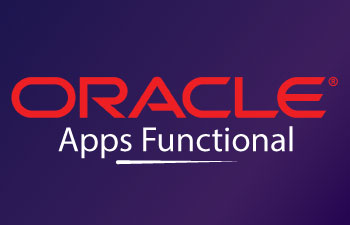 Oracle Apps Functional Online Training