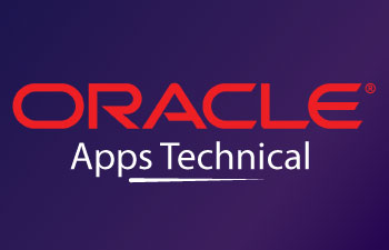 Oracle Apps Technical Course